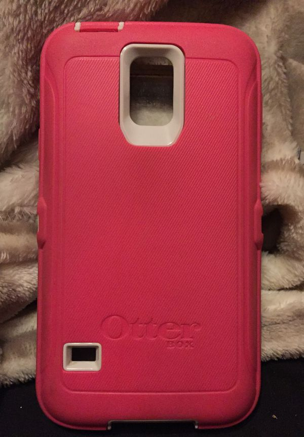 Samsung Galaxy S 5 otter boxes new