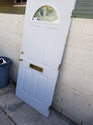 Entry door. for Sale in Santa Ana, CA