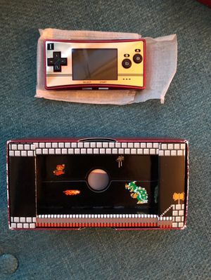 GameBoy Micro Famicom Edition for Sale in New York, NY