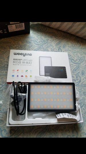 RBO8P RGB LEB Light es nuevo está en su caja for Sale in Huntington Park, CA