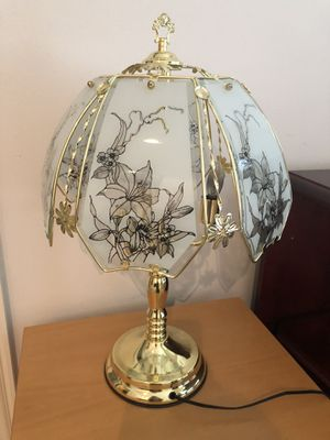 Antique gold lamp for Sale in Kirkland, WA