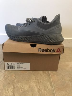 Reebok size 8 Flashfilm 2.0 women running shoes for Sale in San Mateo, CA