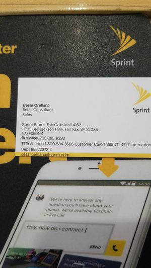 Sprint wireless sales for Sale in Manassas, VA