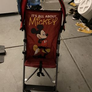Mickey Mouse Stroller for Sale in Victorville, CA