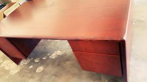 Office table and 2 table 100 for Sale in Las Vegas, NV