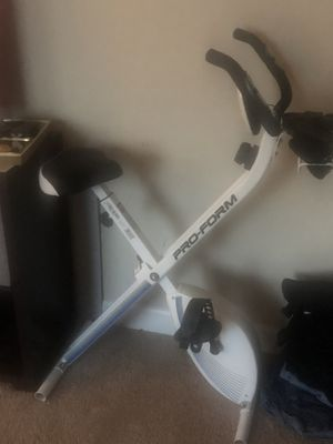 Free pro form bike ( pedal needed) for Sale in Alexandria, VA