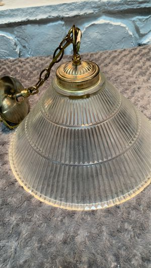 Free hanging light fixtures for Sale in University Place, WA