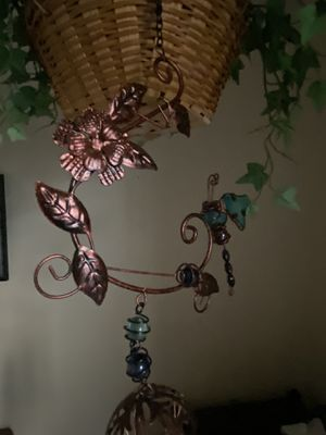 Handmade Louisiana Wind Chime for Sale in Colorado Springs, CO