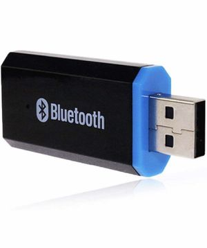 USB Bluetooth Receiver Adapter Wireless Audio Adapter Car Kit Music Receiver for Home/Car Stereo Sound System, Portable Speskers, (Aux in) with 3.5mm for Sale in San Diego, CA