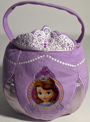 Purple Sofia Halloween Bucket for Sale in Tampa, FL
