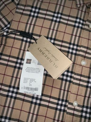 Burberry Collar Shirt for Sale in Chula Vista, CA