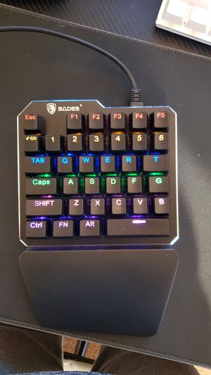 SADES Little Gaming Keyboard. for Sale in Rapid City, SD