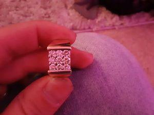 Men's gold diamond ring for Sale in Reno, NV