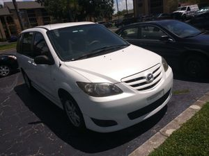 Mazda mpv and funiture for Sale in Kissimmee, FL
