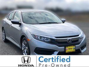 2017 Honda Civic Sedan for Sale in Marysville, WA
