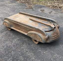 Aero Flite Wagon - Pedal Car - Highly Collectible for Sale in Bloomington,  CA