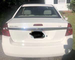 2007 Chevy Malibu for Sale in North Chesterfield, VA