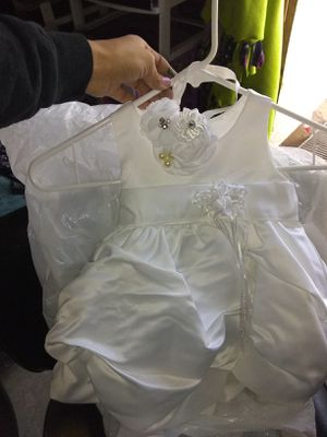 Beautiful flower girl/baptism/ special event dress for Sale in Fresno, CA