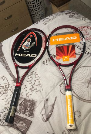 Tennis rackets with holder for Sale in Daly City, CA