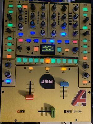 DJ MIXER AND EQUIPMENT for Sale in Atlanta, GA