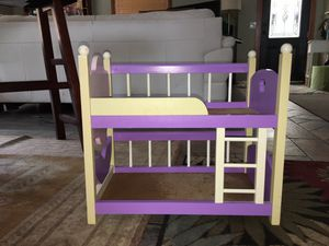 Antique bunk bed for dolls for Sale in Bothell, WA