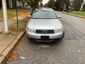 MUST SEE!! 03. AUDI 3.0 130K MILES! 1 OWNER! for Sale in Baltimore, MD