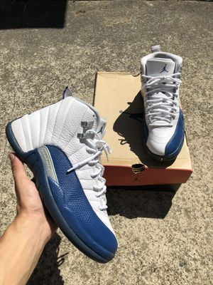 Jordan 12 French blue size 9 for Sale in SeaTac, WA