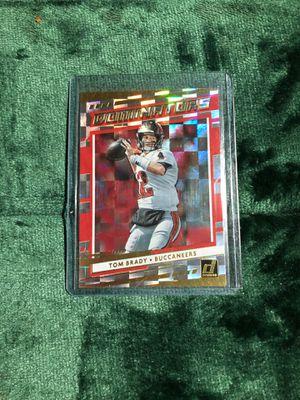 Tom Brady dominators insert card for Sale in Tinley Park, IL