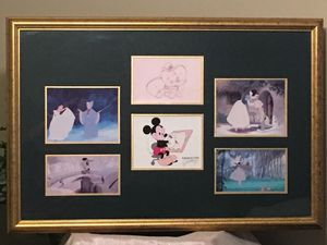 Disney Art - Post Card Collection - Out of Print for Sale in Atlanta, GA