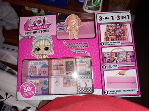 Lol pop up doll house for Sale in Garland, TX
