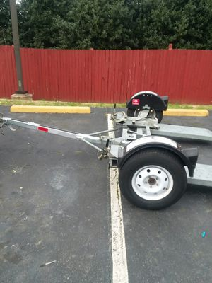 2016 croft tow dolly for Sale in St. Louis, MO