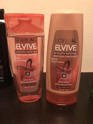 Elvive shampoo and conditioner 3.00 each for Sale in Santa Ana, CA