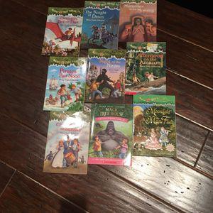 Magic Tree House Book Set for Sale in Geneva, IL