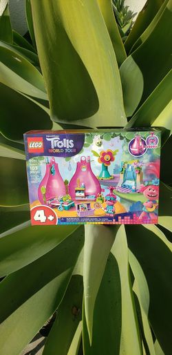 New SEALED LEGO Trolls World Tour Poppy's Pod Playhouse Building set Easter Basket GIFT 103 Pieces $15 Comes from a pet-free and smoke-free home. NEW for Sale in Ventura,  CA