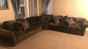 Sectional couch pending pick up Friday for Sale in Antioch, CA