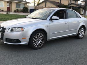 2008 Audi A4 3.0 for Sale in Corona, CA