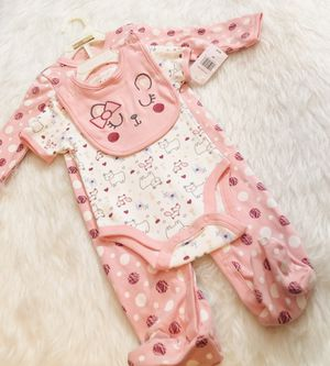 New! Chickpea 3PC Set *6-9 Months for Sale in Gresham, OR