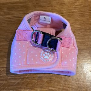 Pink Polka Dot Dog Harness for Sale in Trumbull, CT