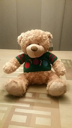Xmas Teddy Bear for Sale in Lacey Township, NJ