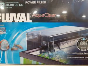 Fluval power filter for Sale in Byron, CA