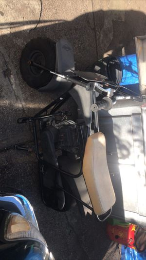monster moto mini bike for Sale in Perth Amboy, NJ