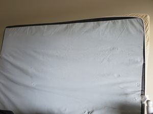King size mattress, and queen size frames for Sale in Brownsville, TX