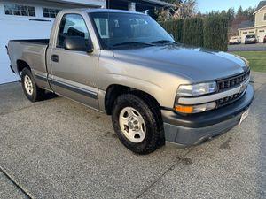 2000 Chevy Silverado for Sale in Tumwater, WA