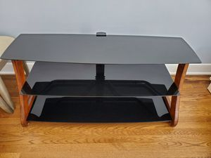 Glass TV Stand for Sale in Riverwoods, IL