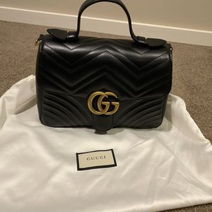 Gucci Marmont- Top Handle Authentic for Sale in Bothell, WA