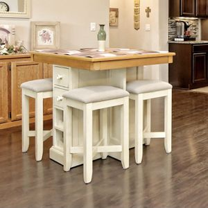 Table With 4 Stools & 4 Drawers for Sale in Leander, TX