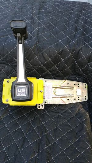 Marine Throttle Control Assembly for Sale in San Diego, CA