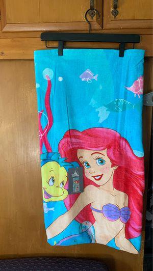 Little mermaid towel for Sale in Compton, CA