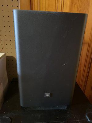 JBL Soundbar & Subwoofer for Sale in Whitehall, OH