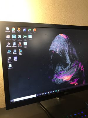 Pc monitor for Sale in Bonita, CA